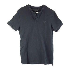 American Eagle Henley T-Shirt